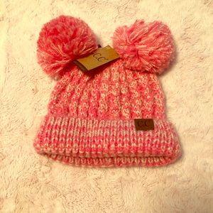 Accessories - Pom Pom Beanie Winter Hat